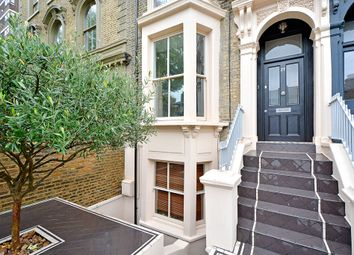 Thumbnail 5 bedroom terraced house for sale in The Cedars, Banbury Road, London