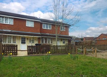 Thumbnail 2 bed flat to rent in Alder Close, Swindon, Wiltshire