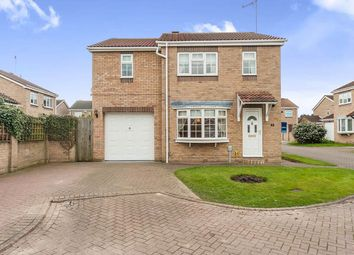 Thumbnail 4 bedroom detached house for sale in Stonegate Close, Sutton-On-Hull, Hull