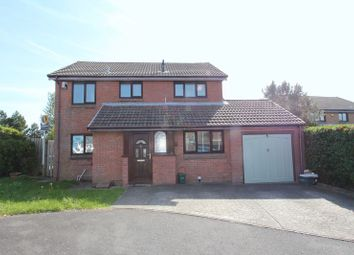 Thumbnail 4 bedroom detached house for sale in Murlande Way, Rhoose, Barry