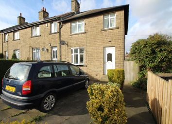 Thumbnail 3 bed terraced house for sale in Hall Cross Grove, Lowerhouses, Huddersfield