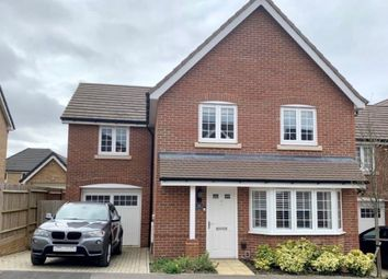 Thumbnail 4 bed detached house for sale in Glasspool Road, Wokingham, Berkshire