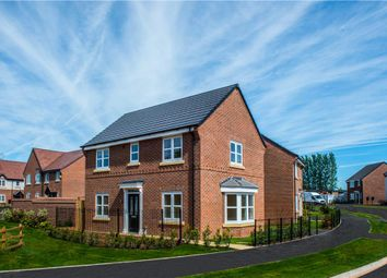 "Thumbnail 3 bed detached house for sale in ""Stanton"" at Starflower Way, Mickleover, Derby"