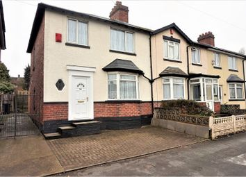 Thumbnail 3 bedroom semi-detached house for sale in Church Lane, West Bromwich