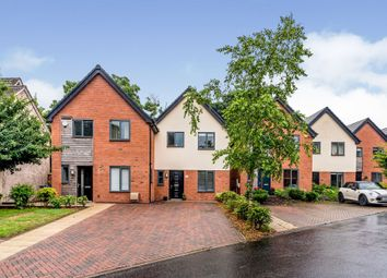 Thumbnail 3 bed semi-detached house for sale in Cairns Close, Lichfield
