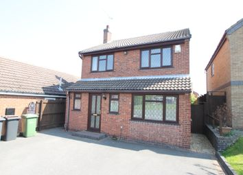 Thumbnail 3 bed detached house to rent in Wentworth Drive, Nuneaton