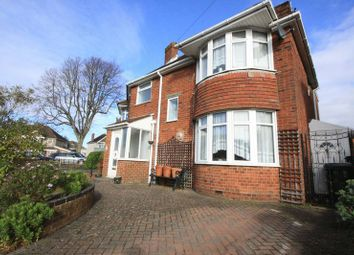 Thumbnail 3 bed semi-detached house for sale in Drove Road, Southampton