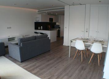 Thumbnail 1 bed flat for sale in Satin House, Piazza Walk, London