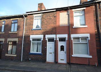 Thumbnail 2 bed terraced house to rent in Sefton Street, Hanley, Stoke-On-Trent