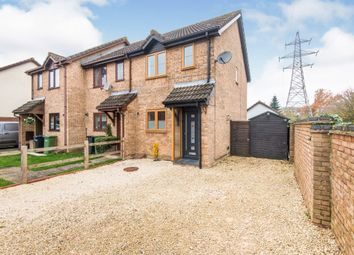 Thumbnail 2 bed terraced house for sale in Malvern Gardens, Hedge End, Southampton