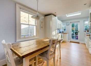 Thumbnail 4 bed terraced house to rent in Reckitt Road, London