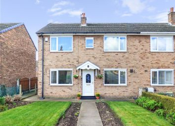Thumbnail 3 bed semi-detached house for sale in Cotterill Road, Knottingley