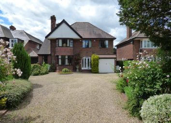 Thumbnail 4 bed detached house for sale in Molescroft Road, Beverley
