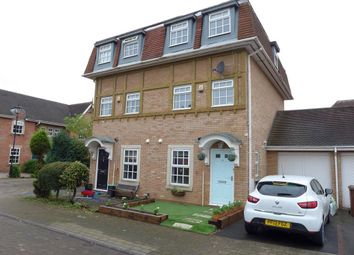 Thumbnail 4 bed semi-detached house for sale in Holland House Court, Walton-Le-Dale, Preston