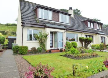 Thumbnail 3 bed semi-detached house for sale in 11, North Corran, Ardgour