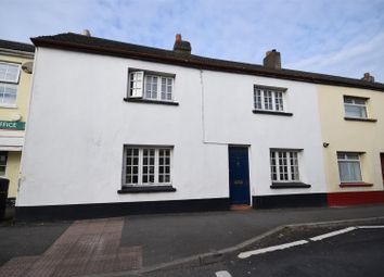 Thumbnail 3 bed terraced house for sale in Old Town, Bideford