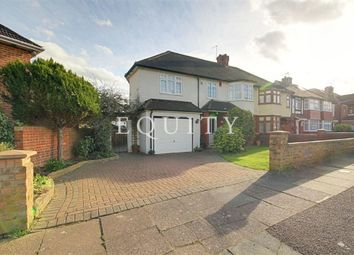 Thumbnail 4 bedroom end terrace house for sale in Meadway, Enfield