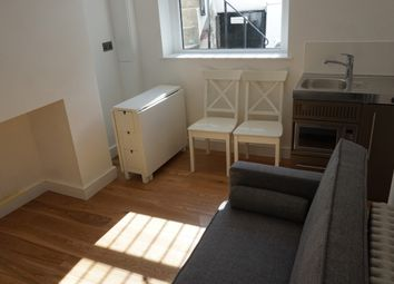 Thumbnail Studio to rent in Arlington Road, Mornington Crescent