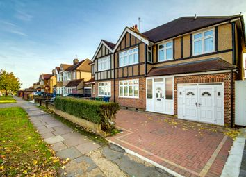 Thumbnail 5 bed semi-detached house for sale in College Avenue, Harrow Weald, Harrow