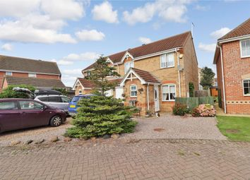 Thumbnail 3 bed semi-detached house for sale in Limetree Close, Southfields, Sleaford