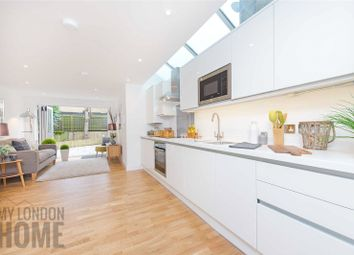 Thumbnail 2 bed flat for sale in Meadow Road, Vauxhall, London