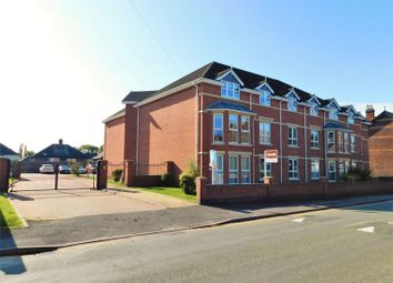 Thumbnail 2 bed flat for sale in St. Leonards Place, St. Leonards Avenue, Stafford