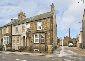 Thumbnail 4 bed end terrace house for sale in Ermine Street, Huntingdon, Cambridgeshire