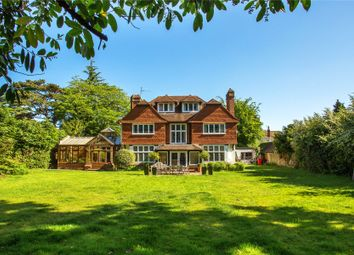 Thumbnail 6 bed detached house for sale in Hockering, Woking, Surrey