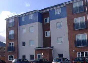 Thumbnail 2 bedroom flat to rent in Maritime Quay, Runcorn