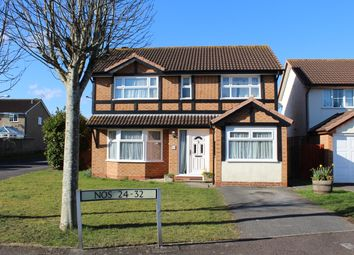 Thumbnail 4 bedroom detached house for sale in Parklands Avenue, Worle, Weston Super Mare, North Somerset