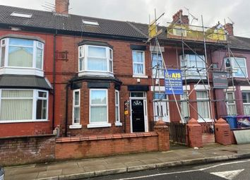 Thumbnail 4 bed terraced house for sale in Ellerslie Road, Tuebrook, Liverpool