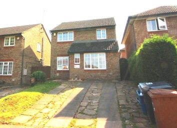 Thumbnail 3 bedroom detached house for sale in Hunsbarrow Road, Northampton