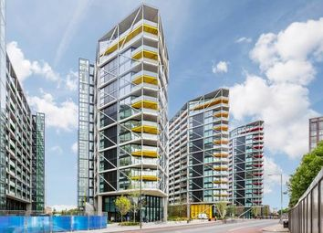 Thumbnail 2 bed flat for sale in Riverlight Four, Tideway Wharf, Kirtling Street, London