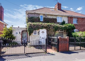 Thumbnail 3 bed semi-detached house for sale in Salcombe Road, Knowle