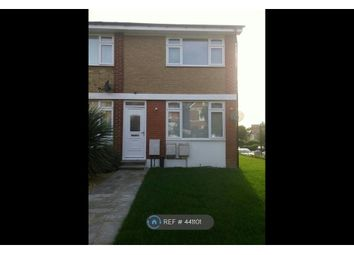 Thumbnail 2 bed semi-detached house to rent in Wood Vale, London