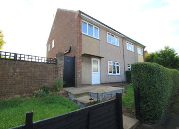 Thumbnail 1 bed semi-detached house to rent in Swinburne Close, Stafford, Staffordshire