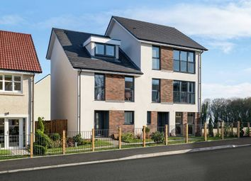 "Thumbnail 4 bed end terrace house for sale in ""The Colonsay"" at Flures Crescent, Erskine"