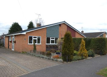 Thumbnail 2 bed semi-detached bungalow for sale in St. Matthews Drive, Derrington, Stafford