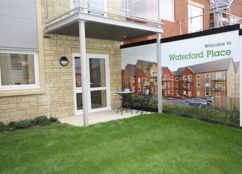 Thumbnail 2 bed flat for sale in Waterford Place, Westmead Lane, Chippenham, Wiltshire
