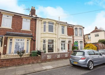 Thumbnail 4 bedroom terraced house for sale in Lyndhurst Road, Portsmouth