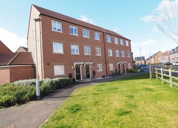 Thumbnail 4 bed town house for sale in Lavender Way, Newark