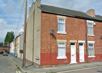 Thumbnail 2 bed end terrace house to rent in Portland Street, Worksop, Nottinghamshire