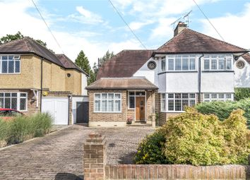 Evelyn Avenue, Ruislip, Middlesex HA4. 4 bed semi-detached house