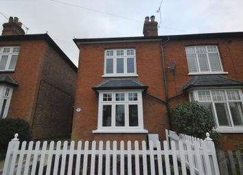 Thumbnail 3 bed semi-detached house for sale in Down Road, Guildford