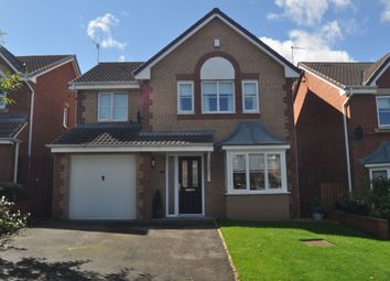 Thumbnail 4 bed detached house for sale in Hovingham Drive, Guisborough