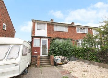 Thumbnail 3 bed semi-detached house for sale in Walsingham Road, Orpington, Kent