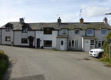 Thumbnail 3 bed terraced house for sale in Caerhun, Bangor
