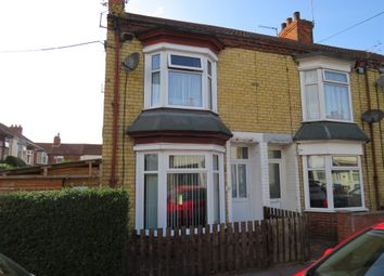 Thumbnail 2 bed end terrace house for sale in Brecon Street, Hull