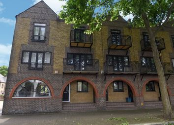 Thumbnail 4 bed terraced house for sale in Greenland Quay, London
