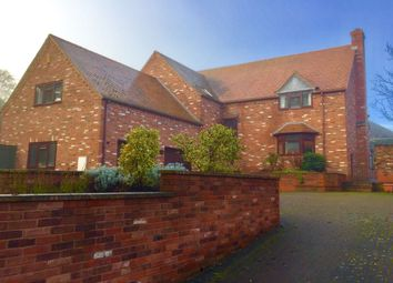 Thumbnail 4 bed detached house for sale in Stratford Road, Harvington, Evesham